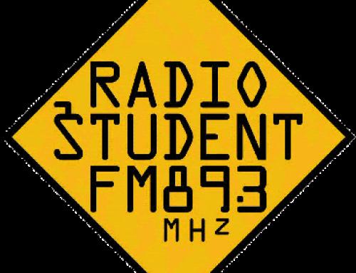 PISMO PODPORE DELOVANJU IN FINANCIRANJU Radio Študent 89,3 MHz