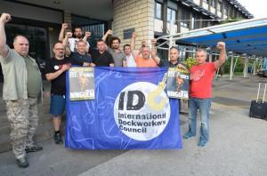 Obisk Grčije IDC